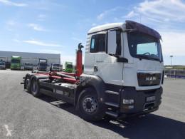 MAN konténerszállító teherautó TGS 26.320