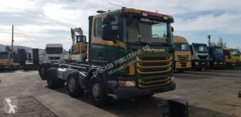 Ciężarówka Scania G 480 podwozie używana