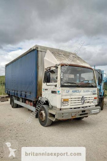Renault tautliner truck Midliner 140