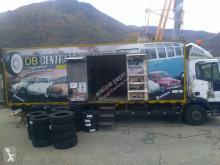 Camión de asistencia en ctra Iveco Eurocargo