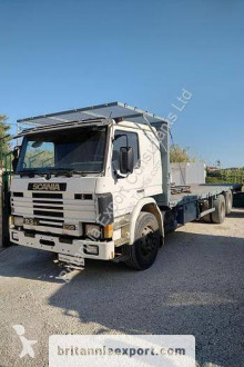 Lastbil flatbed standard Scania P 93P250