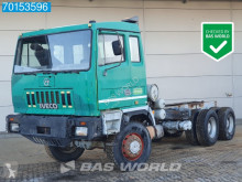 Caminhões chassis Astra HD6 66.34 6x6 manual big-axle steelsuspension