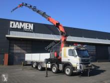 Lastbil Volvo FMX 420 platta begagnad