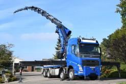 Ciężarówka Volvo FH 500 platforma używana