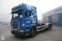 Ciężarówka Hakowiec Scania R 500