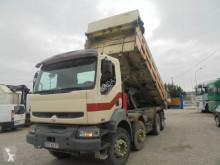 Camión volquete volquete bilateral Renault Kerax 370 DCI