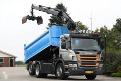 Camión volquete volquete trilateral Scania P 380
