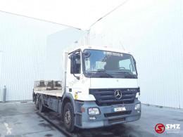 Ciężarówka Mercedes Actros 2536 platforma używana