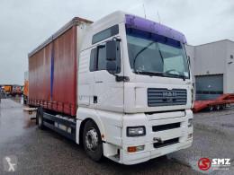 Camión MAN TGA 18.430 lonas deslizantes (PLFD) usado