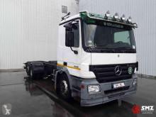 Mercedes alváz teherautó Actros 2536