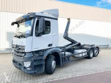Camión Gancho portacontenedor Mercedes Antos 2536 L 6x2 2536 L 6x2, Lenk-/Liftachse