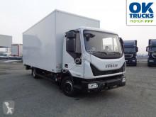 Camión Iveco 75E21/P furgón usado