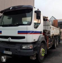 Caminhões Renault Kerax 370 basculante bi-basculante usado