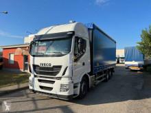 Camión lona corredera (tautliner) Iveco Stralis AS 260 S 48