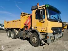 Kamion Mercedes Actros 2636 dvojitá korba použitý