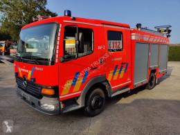 Camion pompiers Mercedes 917