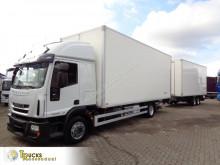 Iveco Eurocargo Lastzug gebrauchter Kühlkoffer Einheits-Temperaturzone