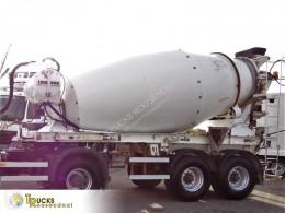 Camión hormigón MAN TGA 18.410