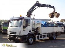 Ciężarówka platforma Iveco Eurocargo