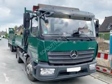 Camión Mercedes Atego 15/1630 K 4x2 15/1630 K 4x2 Klima volquete volquete trilateral usado