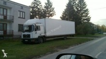 Camión MAN LE 12.180 furgón usado