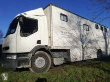 Camión remolque para caballos Renault Premium