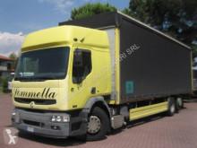 Ciężarówka firanka Renault Premium 320