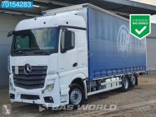 Ciężarówka Mercedes Actros 2545 firanka używana