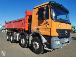 Camion Mercedes Actros 4144 bi-benne occasion