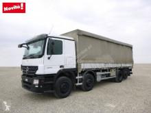 Camión lonas deslizantes (PLFD) Mercedes Actros 3244