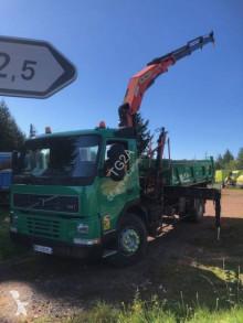 Camión volquete volquete bilateral Volvo FM 340
