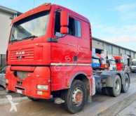 Caminhões chassis MAN TGA 33.630