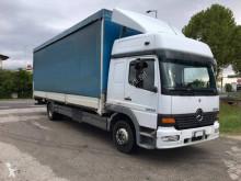 Mercedes Atego 1223 truck used tautliner