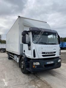 Camión furgón Iveco Eurocargo 180E25