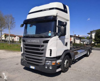 Scania G 360 truck used chassis