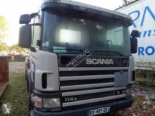 Camion multibenne Scania P 380