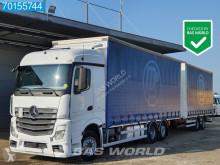 Ciężarówka firanka Mercedes Actros 2545