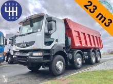 Lastbil vagn för stengrundsläggning Renault Kerax 450 DXi