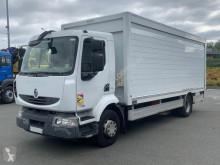 Ciężarówka Renault Midlum 180 DXI furgon do transportu napojów używana