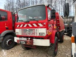 Teherautó Renault Gamme M 180 használt tűzoltóság