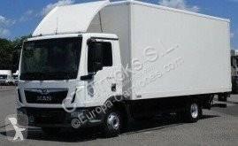 Caminhões MAN TGL 8.210 furgão usado