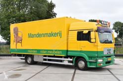 Camión furgón MAN TGL 8.240