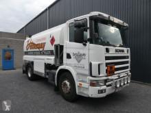 Camión Scania G 380 cisterna usado