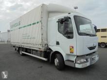 Camión lona corredera (tautliner) Renault Midlum 180 DCI