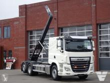 卡车 双缸升举式自卸车 达夫 CF
