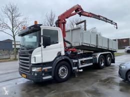 Scania billenőkocsi teherautó P 420