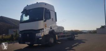 Ciężarówka Renault Gamme T High do transportu kontenerów używana