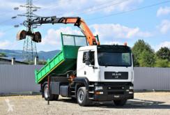 Ciężarówka MAN TGA 18.310 Kipper 4,80m + PKG 12001* TOPZUSTAND! wywrotka używana