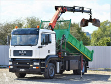 Ciężarówka MAN TGA 18.310 Kipper 4,80m + PKG 12001* TOPZUSTAND! platforma używana