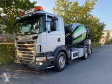 Camión hormigón cuba / Mezclador Scania G G360 6x2/Intermix 7 m³/Verlängerung 9,00m Mit Re